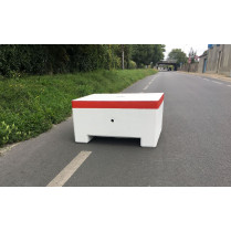 BLOC BETON ANTI-INTRUSION 1000 KG