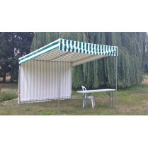 STAND 300 MODULAIRE 3 m x 3 m